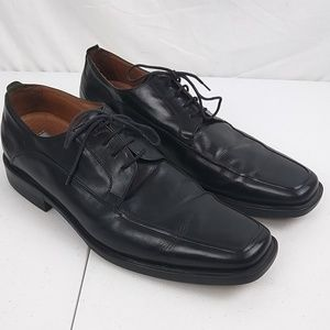 Johnston & Murphy Kyler Moc Toe Oxfords Sz 12